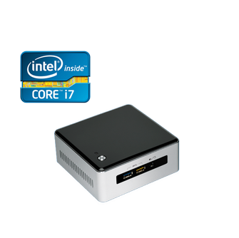 Mini PC DBS Intel® NUC5i7RYH