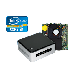 Mini PC DBS Intel® NUC5i3MYHE VPro