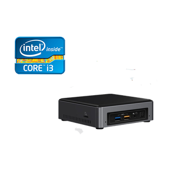 Mini PC DBS Intel® NUC7i3BNK